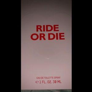 KKW RIDE OR DIE